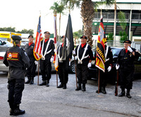 Honor Guard Moment