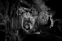 Black & Whites of Luray Caverns and Surrounding Area