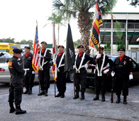 Honor Guard Exercise